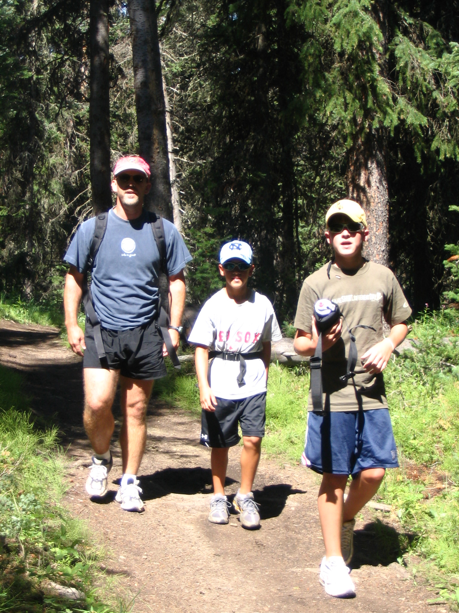 Family Hiking Trails Family Hiking at Windy Pass