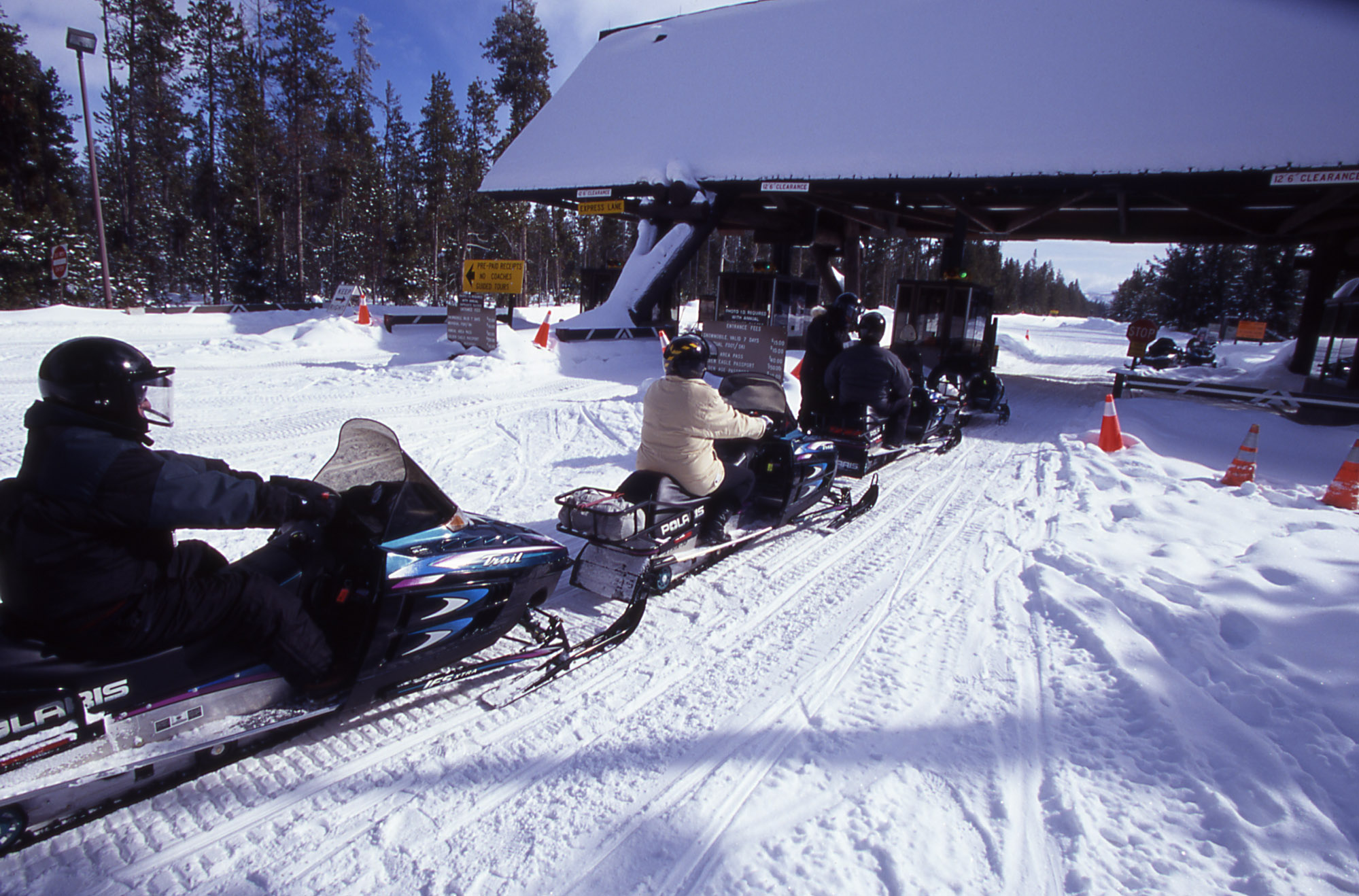 development of snowmobile essay