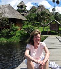 Mariann in Equador