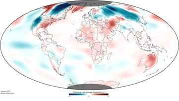 NOAA Global Temperature