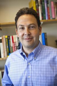 Photograph of Daniel Posner, UCLA