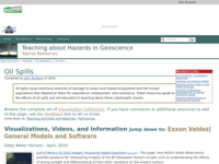 Go to /NAGTWorkshops/hazards/visualizations/oil_spills.html