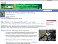 Go to /NAGTWorkshops/metacognition/index.html