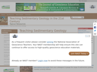 Go to /NAGTWorkshops/sedimentary/index.html