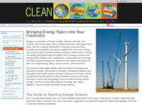 Go to http://cleanet.org/clean/literacy/energy_lit.html