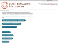 Go to http://serc.carleton.edu/earth_rendezvous/index.html