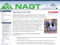 Go to http://nagt.org/nagt/field/index.html