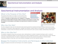 Go to /research_education/geochemsheets/index.html