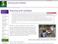 Go to /research_education/geopad/index.html