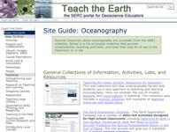 Go to /teachearth/site_guides/oceans.html