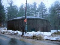 Whispering Hill storage tank