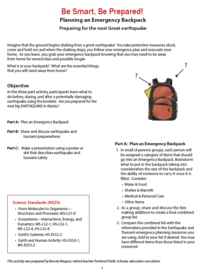 Activity page 1 preview