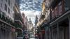 Bourbon St New Orleans