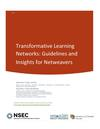 Cover of Transformative Learning Networks, Report from APLU