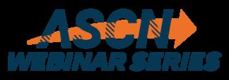 ASCN Webinars logo