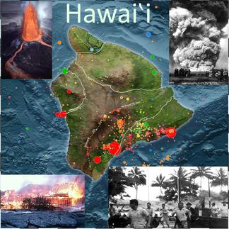 Natural Hazards on the Island of Hawaii