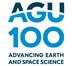 AGU 100 Logo