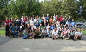 Group photo, Career Prep workshop, 2006
