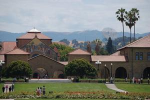 stanford campus photo