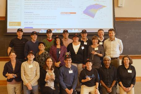 2015 MATLAB workshop participants