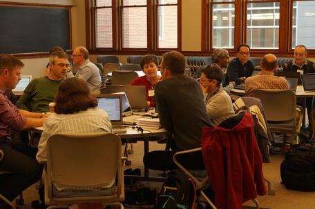 MATLAB workshop participants