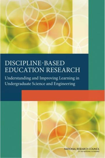 Discipline Based Education Research Dber In The Earth Sciences