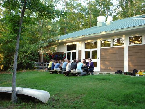 Keck lab picnic 2