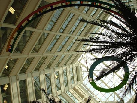 National Science Foundation atrium