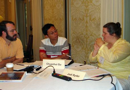 2010 Early Career workshop participants