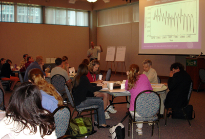 Greg Hancock\'s Interactive Lecture, 2011 Early Career workshop