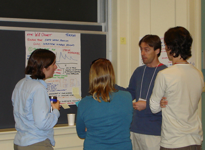 Poster session, 2011 Early Career workshop