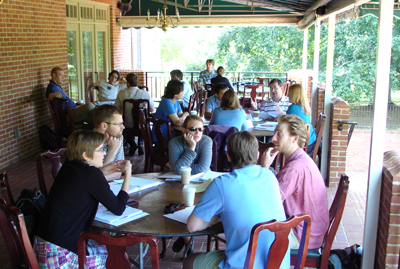 Research planning discussions, 2011 Early Career workshop