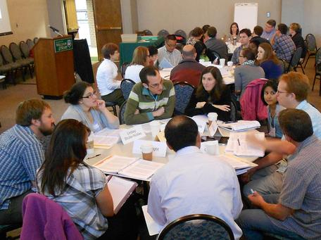 2012 Early Career workshop