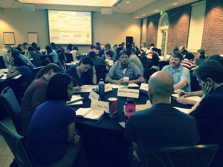 strategic planning for research