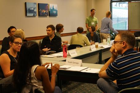 2015 workshop for early career faculty in the geosciences