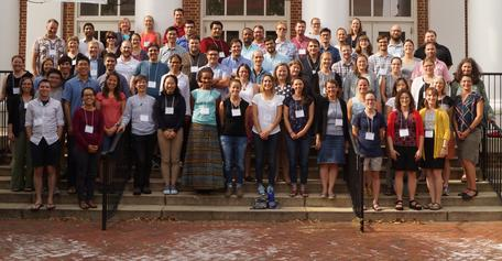 2017 Early Career workshop participants