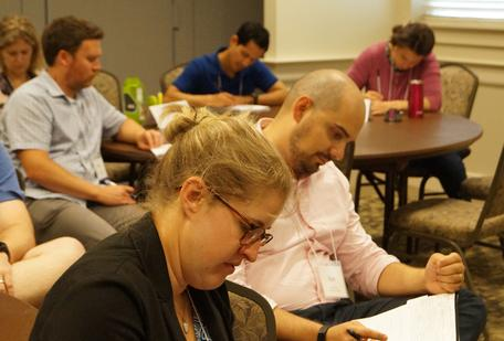 2019 workshop for Early Career faculty in the Geosciences