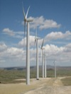 Energy field trip - Seven Mile Hill wind farm 4