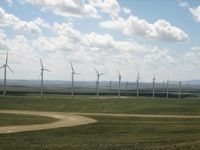 wind farm overview
