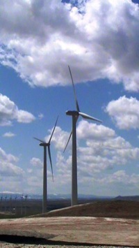 Wind Turbine at Seven Mile Hill 3