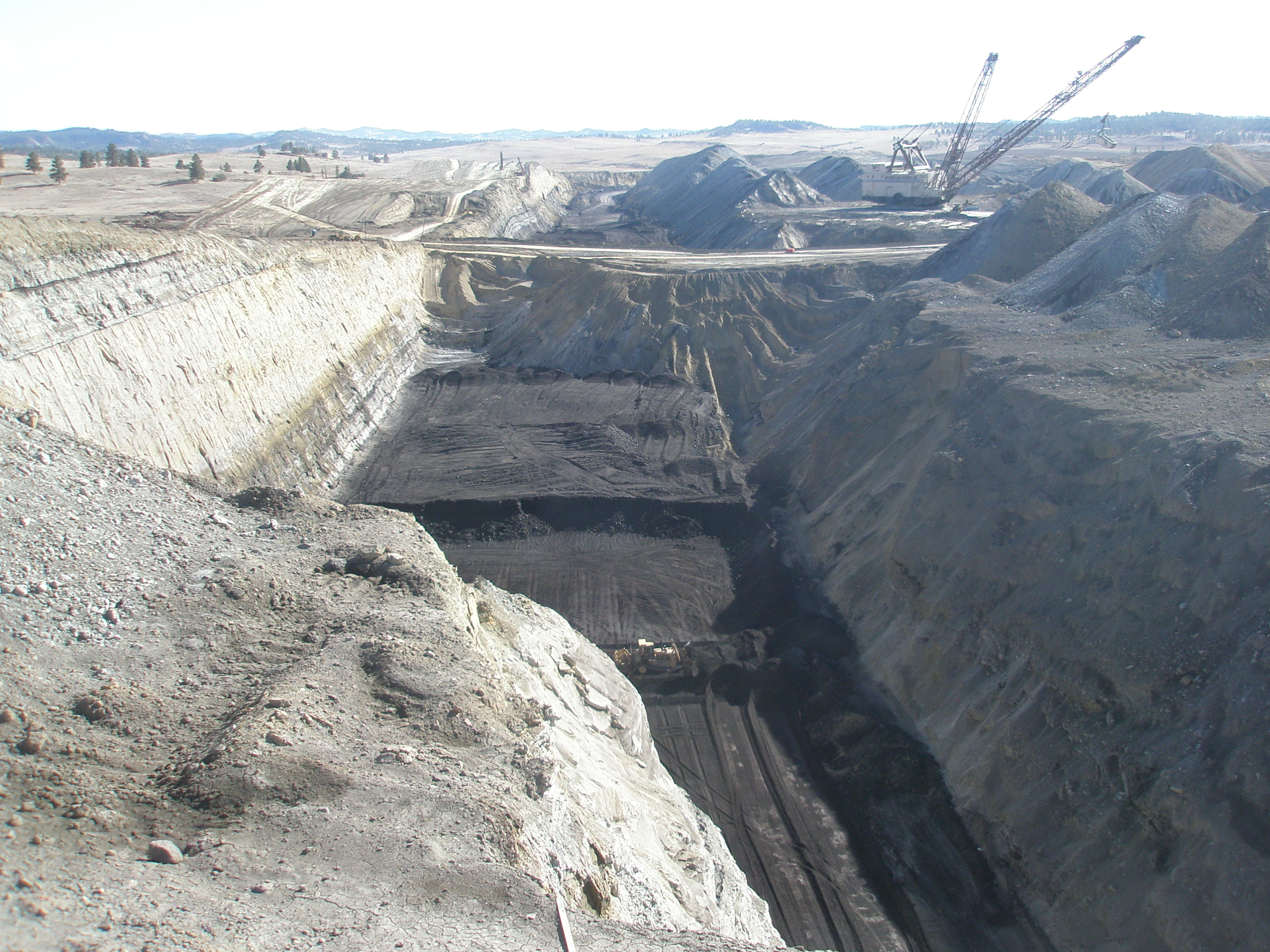 hindu singles in montana mines A central montana coal mine that's seen layoffs, production cuts and permitting troubles faces more uncertainty after one of its co-owners reported taking a $362 million writedown on the.