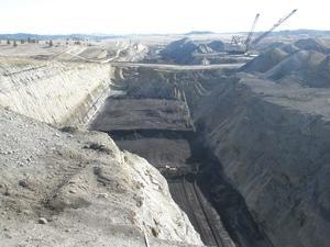 Absaloko Coal Mine, Montana