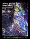 Volcanic Tableland Landsat