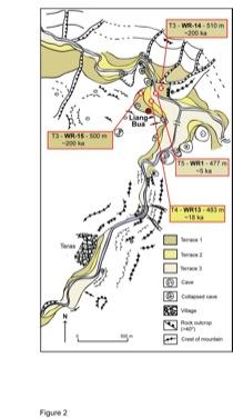 Liang Bua Topography