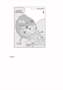 Structure and sedimentology of Liang Bua