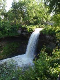 Figure 5.  Minnehaha Falls