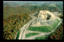 Mountaintop removal