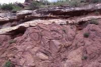 Nonconformity near Manito Springs, Colorado