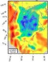 NAmer surface wave tomography