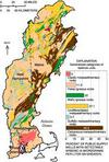 Arsenic in groundwater around New Hampshire